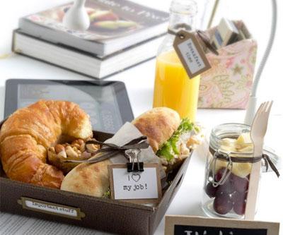 Mon Panier Gourmet Offrez un déjeuner au lit deluxe!