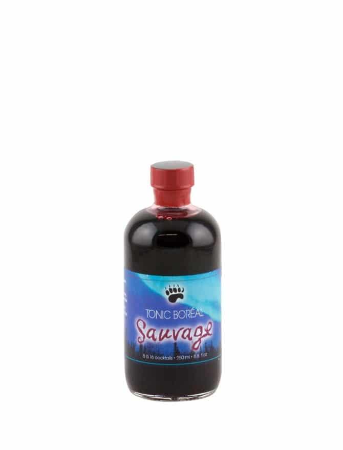 Tonic Boréal Sauvage – Camerises Mistouk