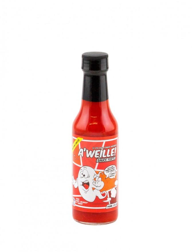 Sauce piquante – A'weille!