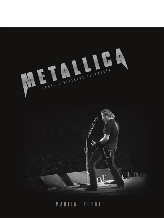 Cliquez ici pour acheter Livre – Hommage à Metallica