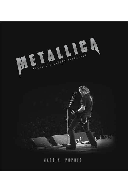 Livre – Hommage à Metallica