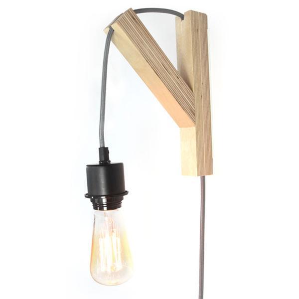 Lampe avec support