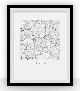Affiche – Berlin