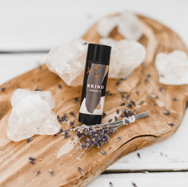 Cliquez ici pour acheter Baume à lèvre – Orange & Lavande