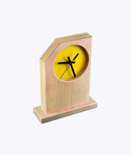 Horloge jaune – Taktik