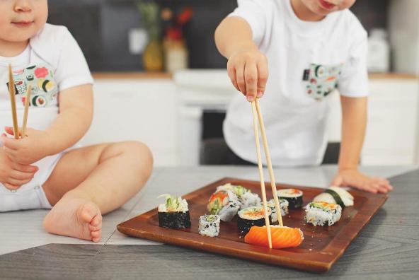 Poches & Fils – T-Shirt pour bébé à personnaliser