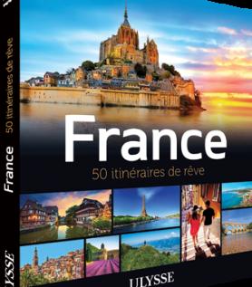 France – 50 itinéraires de rêve