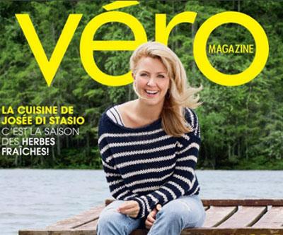 Magazine Véro Offrez un abonnement en cadeau!