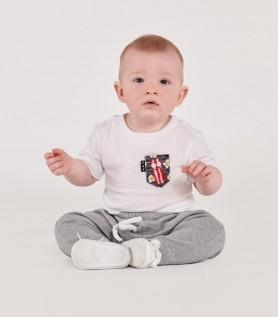 T-Shirt pour bébé – Choisis ta poche