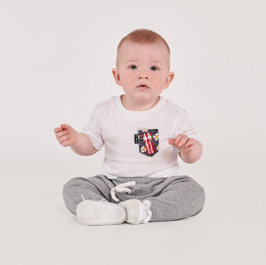 Cliquez ici pour acheter T-Shirt pour bébé – Choisis ta poche