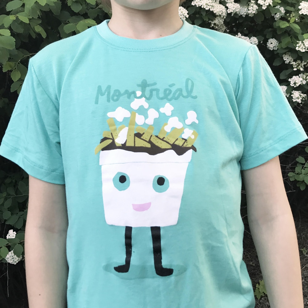 T-Shirt – Poutine