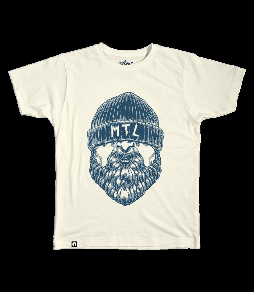 T-Shirt – Le Barbu