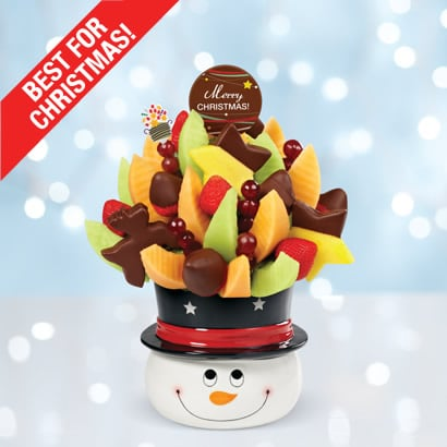 Bouquet de fruits – Bonhomme d'hiver