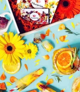 Abonnement à la boîte de thé T-Surprise (3 à 12 mois)