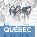 Le Québec à colorier