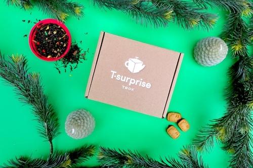Coffret surprise : 30 thés pour Noël!