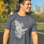 T-Shirt : Les Bières au Québec!