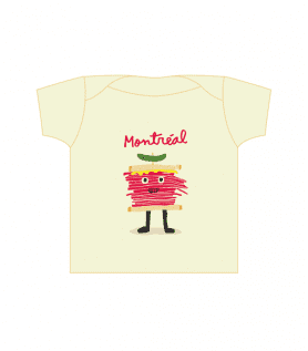 T-shirt Smoked Meat