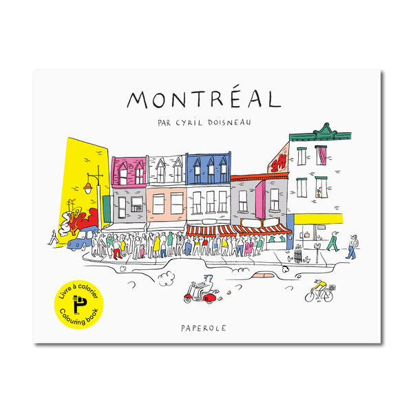 Coloriage Fille Barbecue.Livre A Colorier Montreal Idee Cadeau Quebec