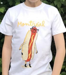 T-shirt Hot dog