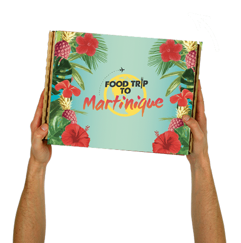 Boite Food Trip To Martinique