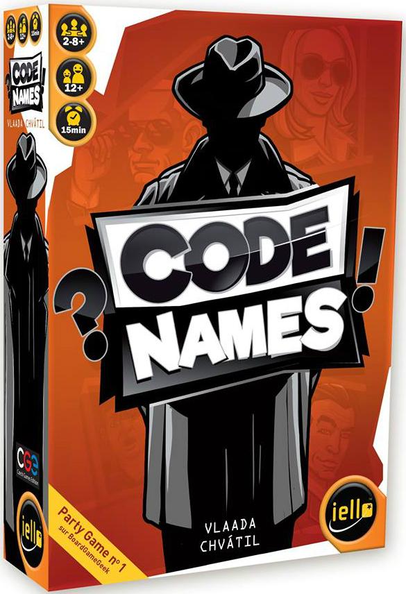 Jeu Code Names