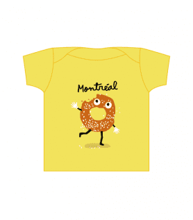 T-shirt – Bagel