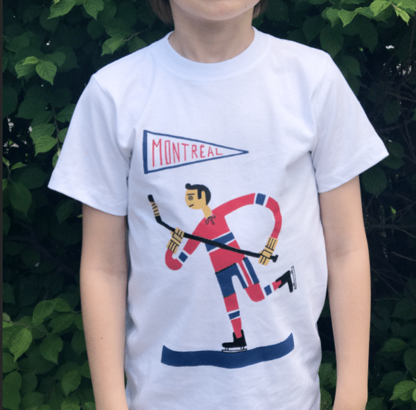 T-shirt – Hockey