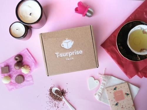 T-Surprise – Coffret Saint-Valentin