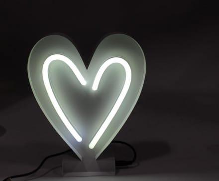 Lampe neon – Coeur