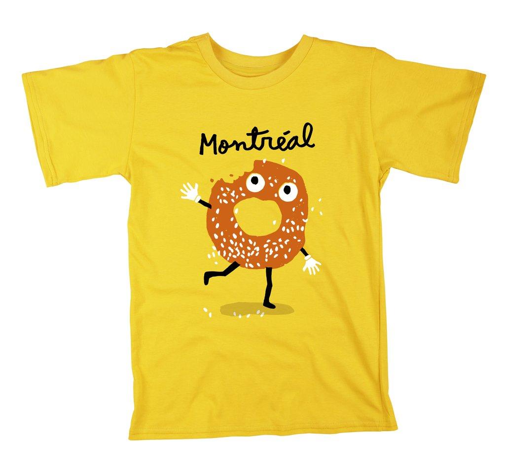 Cliquez ici pour acheter T-shirt – Bagel