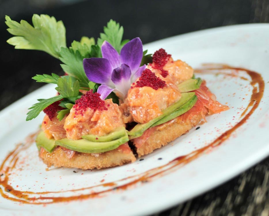 Cliquez ici pour acheter Forfait – Restaurant Tamashi