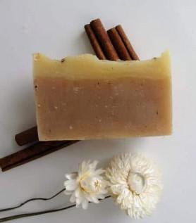 Savon – Cannelle & vanille