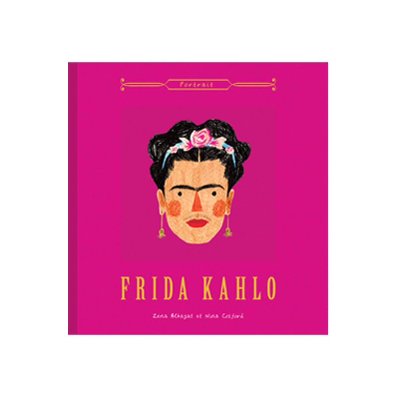 Cliquez ici pour acheter Livre sur Frida Kahlo