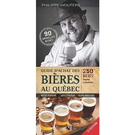 Cliquez ici pour acheter Guide d'achat des bières au Québec