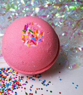 Bombe pour le bain – Gâteau d'anniversaire