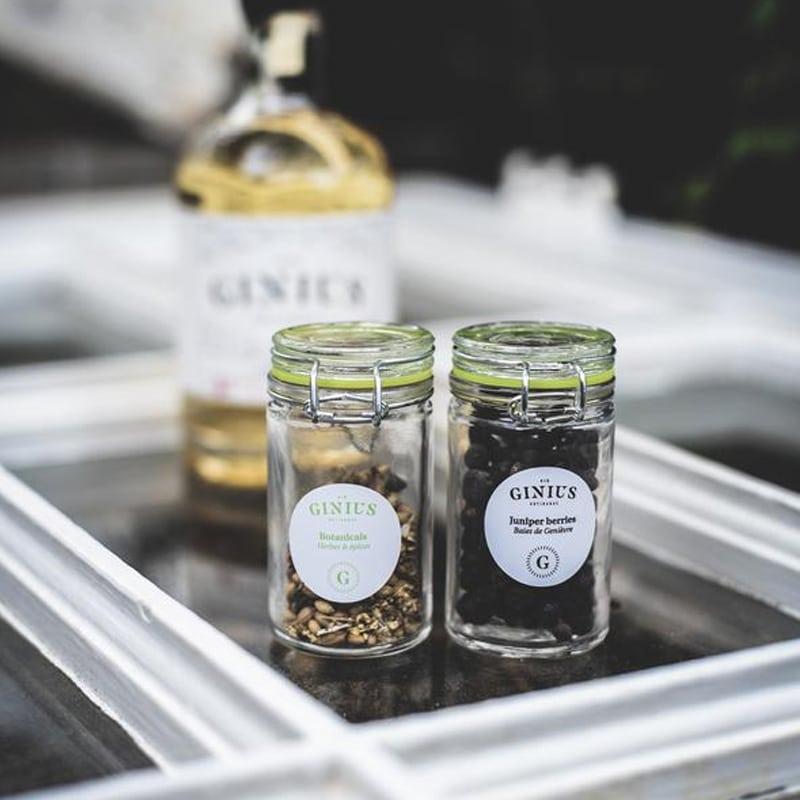 Cliquez ici pour acheter Recharge Ginius – Pétales de rose & concombre
