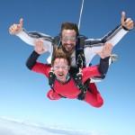 Forfait cadeau - Saut en parachute