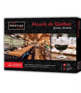 Coffrets Prestige : Alcools du Québec