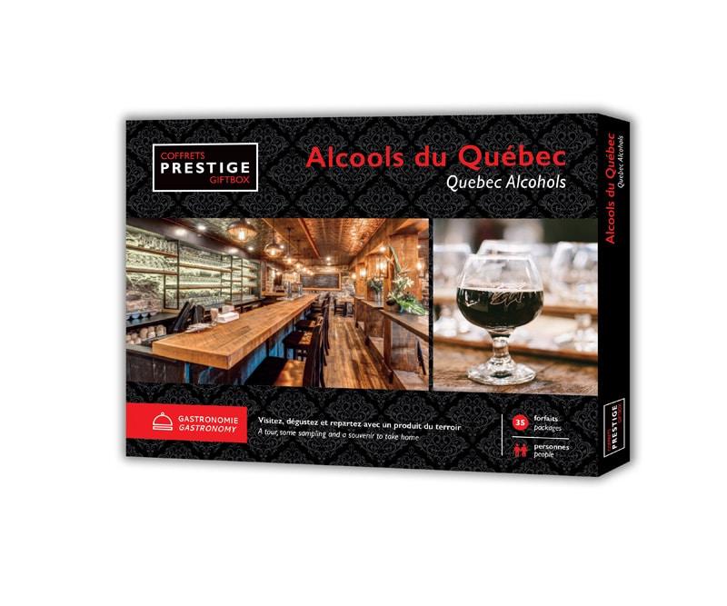 Cliquez ici pour acheter Coffrets Prestige : Alcools du Québec
