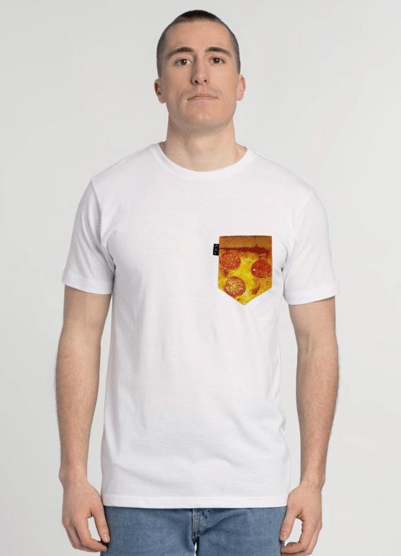 T-Shirt Personnalisé (Poches & Fils)