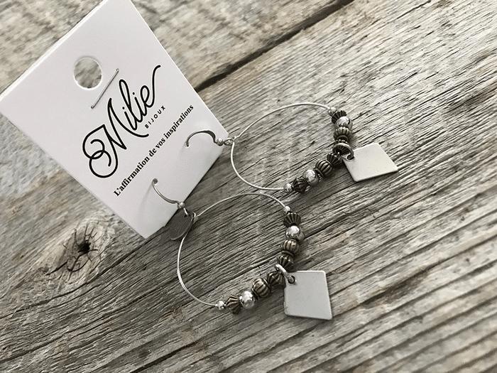 Cliquez ici pour acheter Boucles d'oreilles – Kindness
