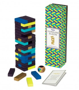 Jeu Tumbling blocks