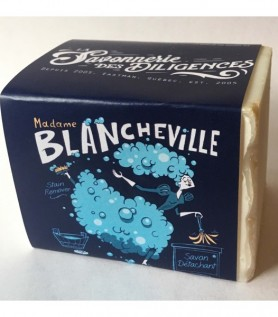 Madame Blancheville – Savon détachant