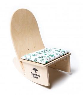 La 1ère chaise de bébé – Cowboy Sam