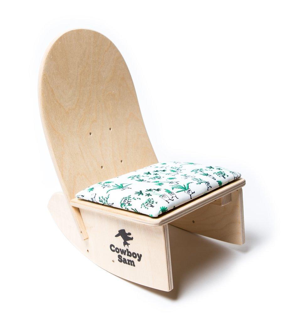 Bébé chaise écologique (Cowboy Sam)