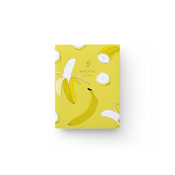 carnet de poche bananes id e cadeau qu bec. Black Bedroom Furniture Sets. Home Design Ideas
