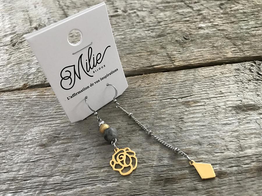 Cliquez ici pour acheter Boucles d'oreilles – Swavo