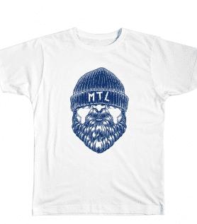 T-Shirt – Le Barbu MTL (Montréal)