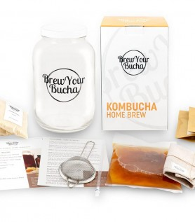 Ensemble – Faire son Kombucha maison!